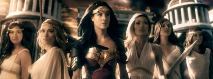 Fan Films wonder woman